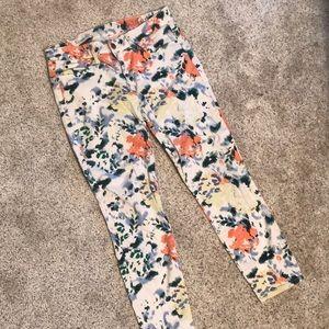 Gap printed leggings jeans